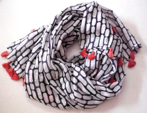 Building Design TasselScarf