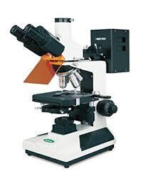 Florescence Trinocular Microscope