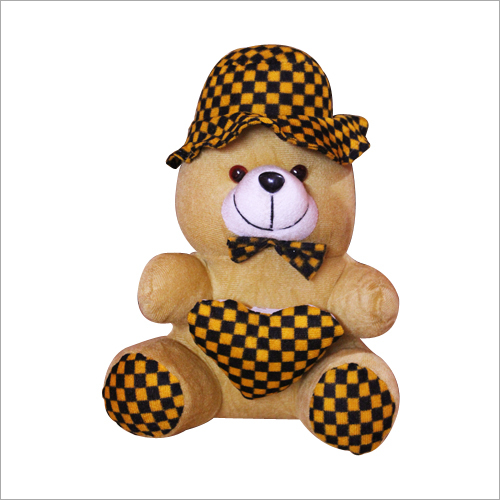 Check Cap Teddy