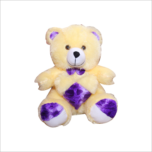 Monty Heart Teddy Bear