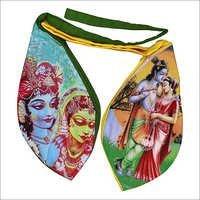 Gomukhi Printed Japa Mala Bags