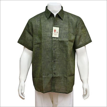 Men's Stylish Khadi Shirt