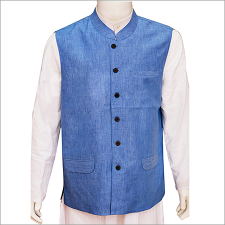 Men's Party Wear Nehru Jacket