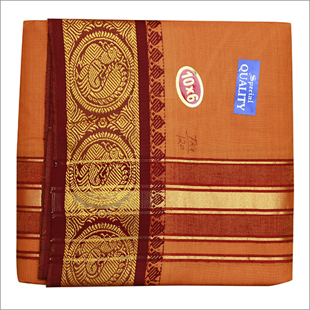 Pure Cotton Pooja Dhoti