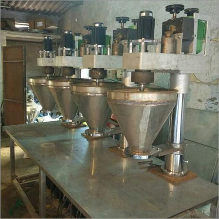 Fully Automatic Spice Packaging Machine