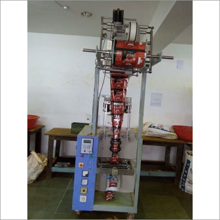 Semi Automatic Spice Packaging Machine