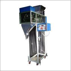 Load Cell Controlled Weigh Filler Machine
