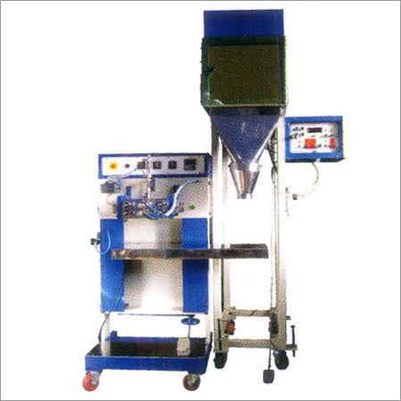 Flushing and Sealing Machine