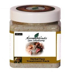 Aromablendz Herbal Face Treatment Pack