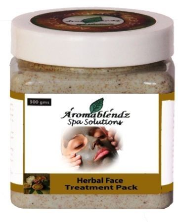 Aromablendz Herbal Facial Pack