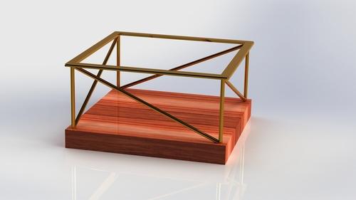 Napkin Holder 5x5x3