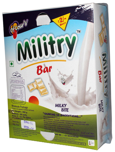 Militry Bar Box