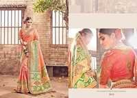 Beautiful Designer Work Silk Sarees