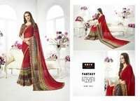 Printed Latest Fashion Saree