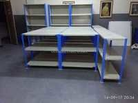 College Library Book Racks