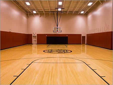 Air Cush Basketball Court Flooring