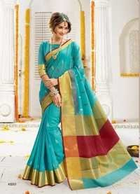 Beautiful Weaving Silk Sarees