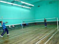 Badminton Court Flooring