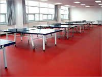 Table Tennis Flooring