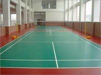 Vinyl Sports Floors