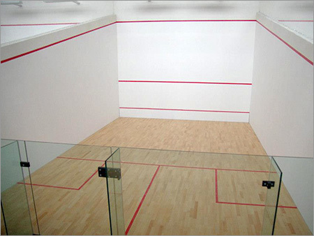 Squash Court Construction