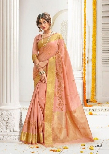 Supplier of Weaving Silk Designer Saree In India