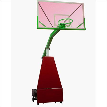 Basketball Net & Pole