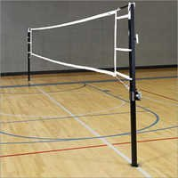 Volleyball Net And Pole