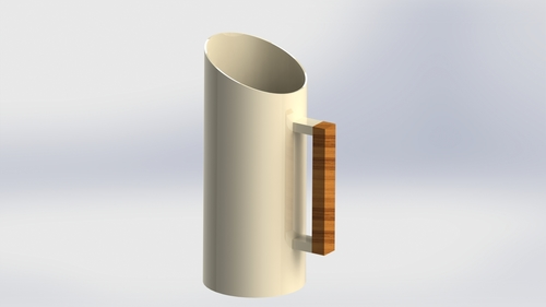 Wooden & Handel Mung