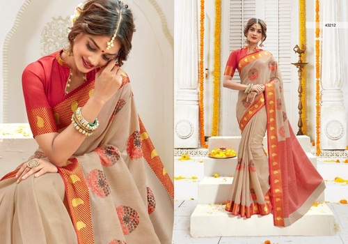 Beautiful Handwork Silk Sarees