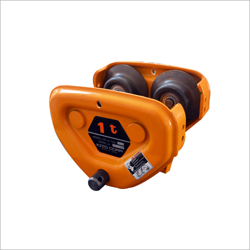 Kito Geared Trolley Hoist