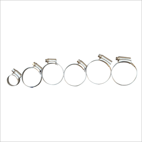 Hi Torque Stainless Hose Clamp