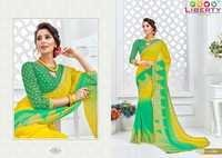 Partywear Traditional Saree