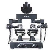Trinocular Comparison Microscope