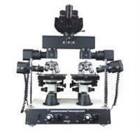 Trinocular Comparison Microscope