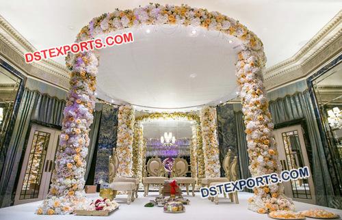 Latest Indian Wedding Mandap