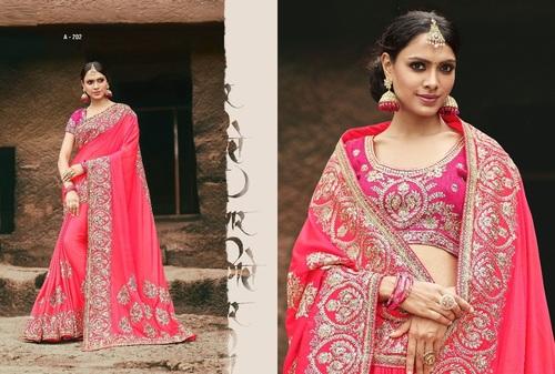 Fancy Designer Saree Supplier