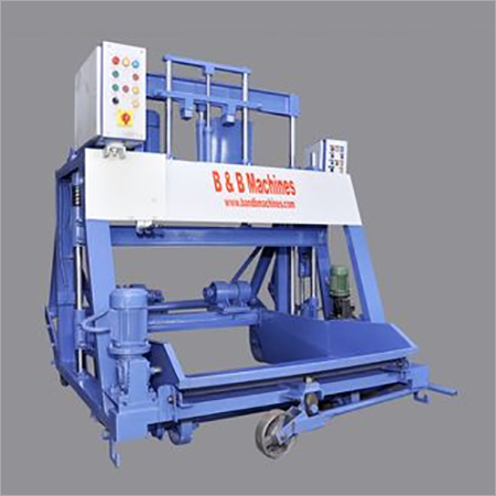 Hydraulic Concrete Block Machine