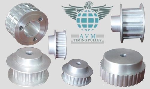 15-3M-06 HTD Timing Pulley