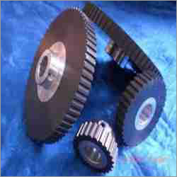 H Pitch Timing Belt Pulley