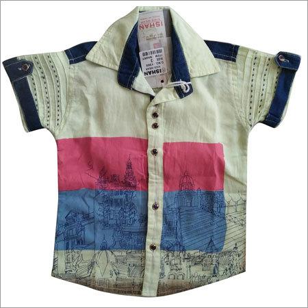 Kid Designer Shirt