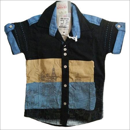 Casual Kids Shirt