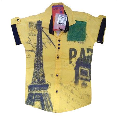 Kid Fancy Shirt