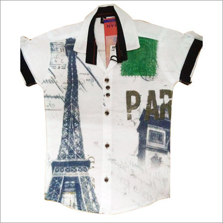 Kids Trendy Shirt