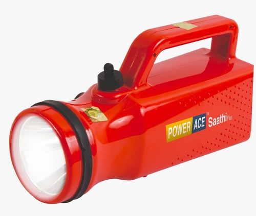 Saathi Plus Solar Led Torch