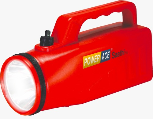 Solar Rechargeable LED Torch