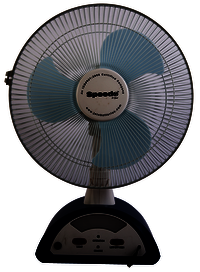Speedo Solar Rechargeable Fan