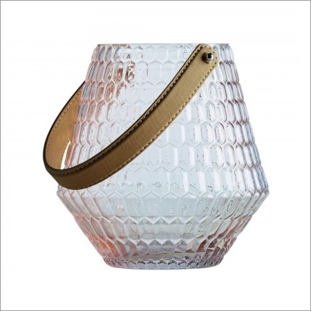 Glass Wall Candle Lamp