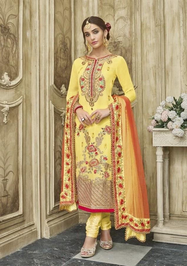Festival wear salwar kameez