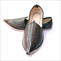 Mens Brown Jodhpuri Jutti